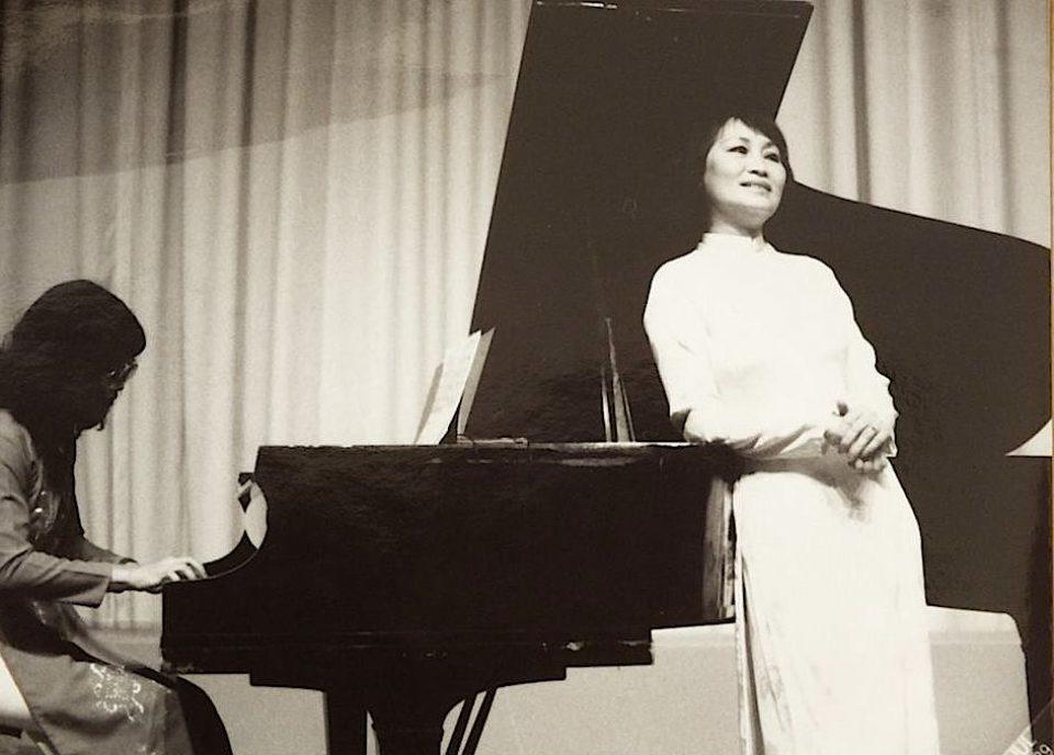 Website Ca sĩ Hà Thanh